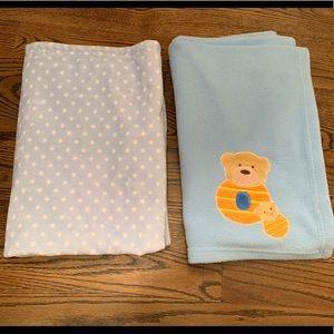 Baby boy blankets